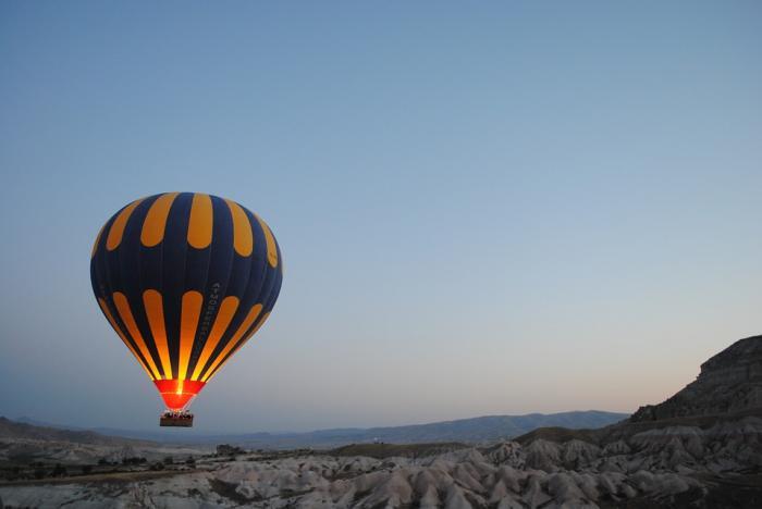 Let balónem může být parádní dárek!