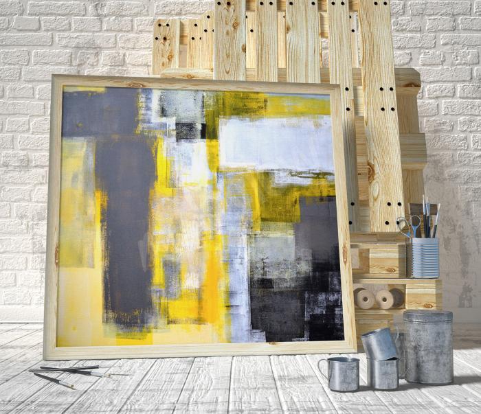 Abstraktní umění je protipólem realistického ztvárnění světa.