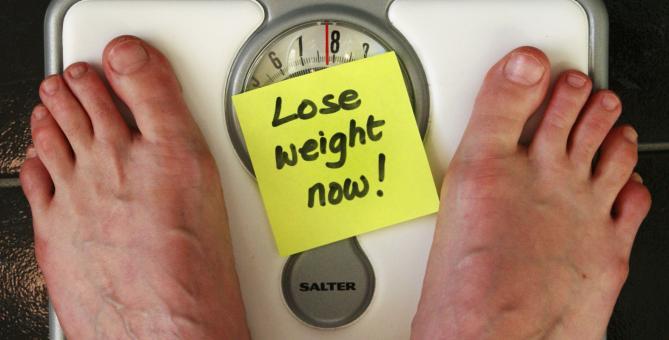 donuťte se zhubnout!