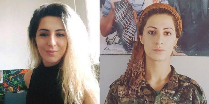 Joanna Palani leží ISIS v žaludku.