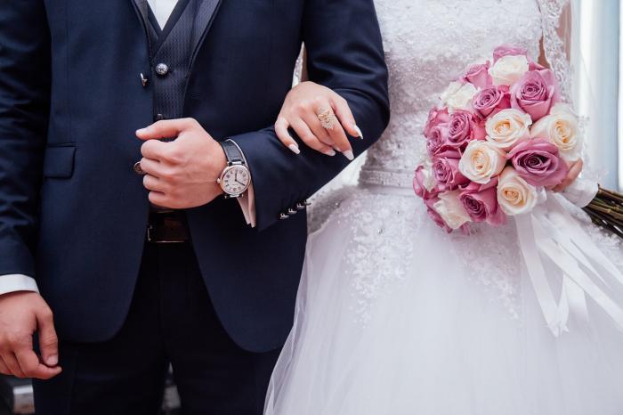 Svatba je záležitost dvou lidí. Nikdo by ji neměl kazit.