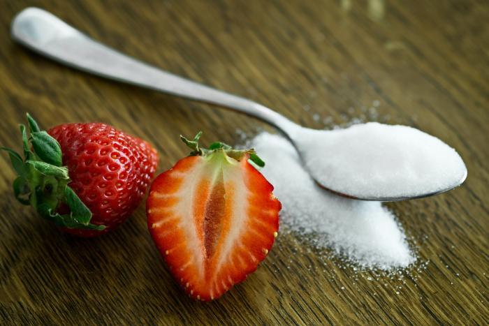 Maltitol se běžně vyskytuje v ovoci a zelenině.