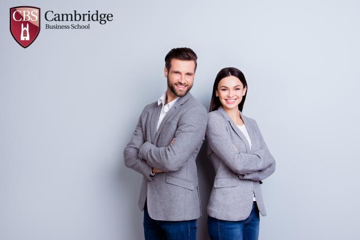 MBA titul ti může pomoct v kariéře.