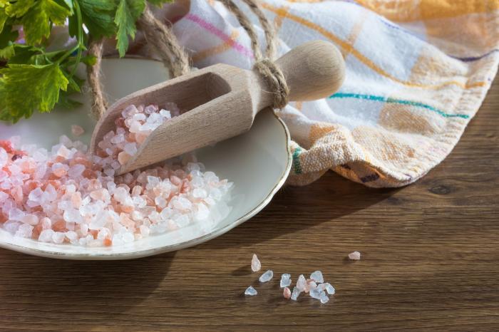 Sůl je skvělý pomocník do domácnosti.
