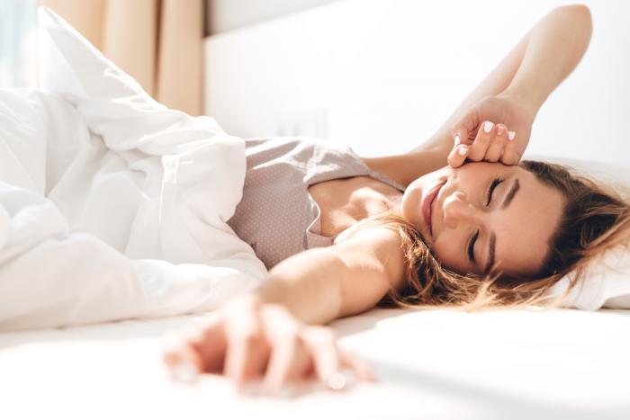 Co bys měla udělat pro to, aby ses ráno budila odpočinutá?