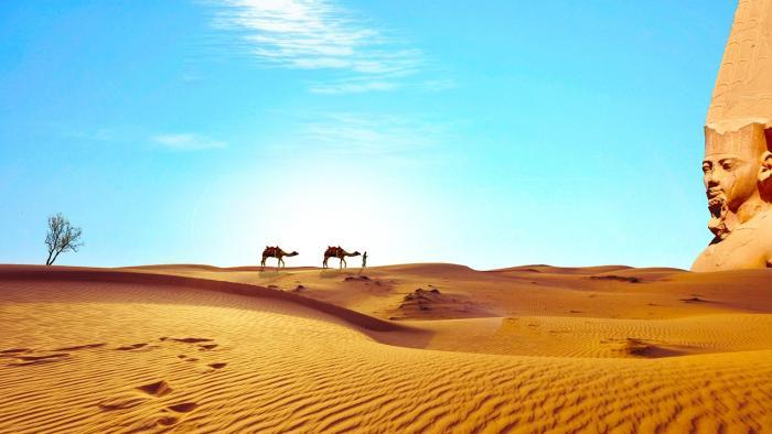 Do Egypta už zase turisté létají bez větších obav.