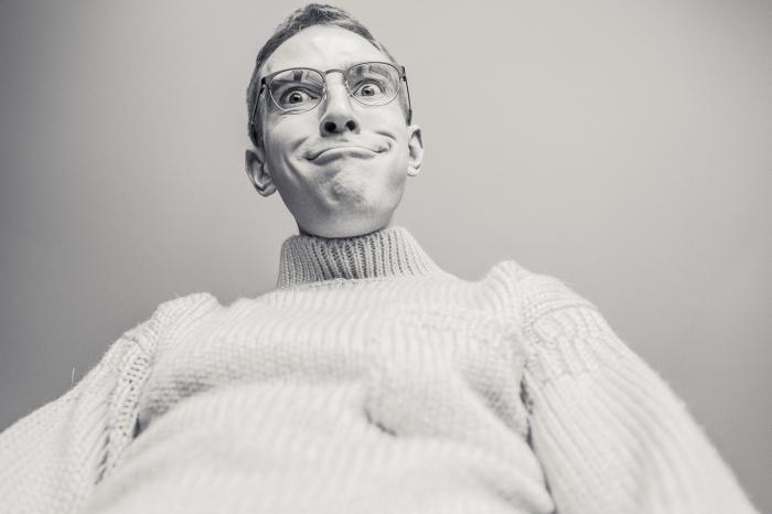 Dnešní muži, i když ne všichni, připomínají spíš podivné atrapy.