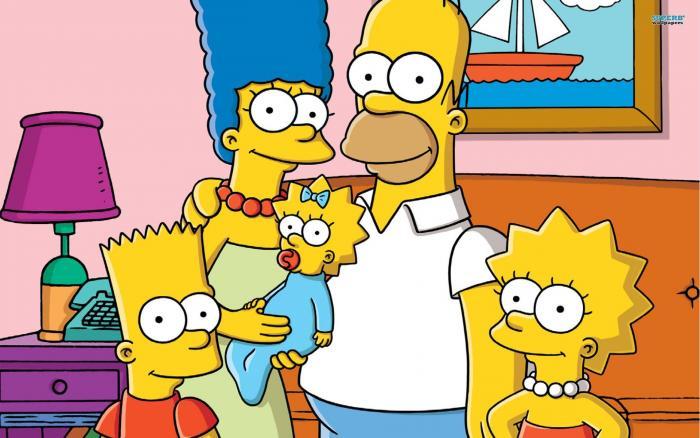 Seriál Simpsonovi se poprvé na televizních obrazovkách objevil v roce 1987.