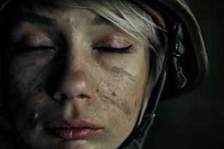 Posttraumatickou stresovou poruchu si spojujeme hlavně s vojáky.