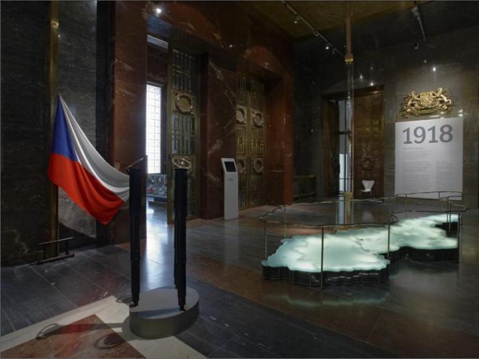 Národní muzeum je nejznámější v ČR.