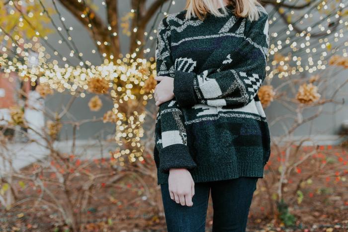 Osamělá žena ve vytahaném svetru? To v listopadu nebudeš. Alespoň ne v jeho druhé polovině.