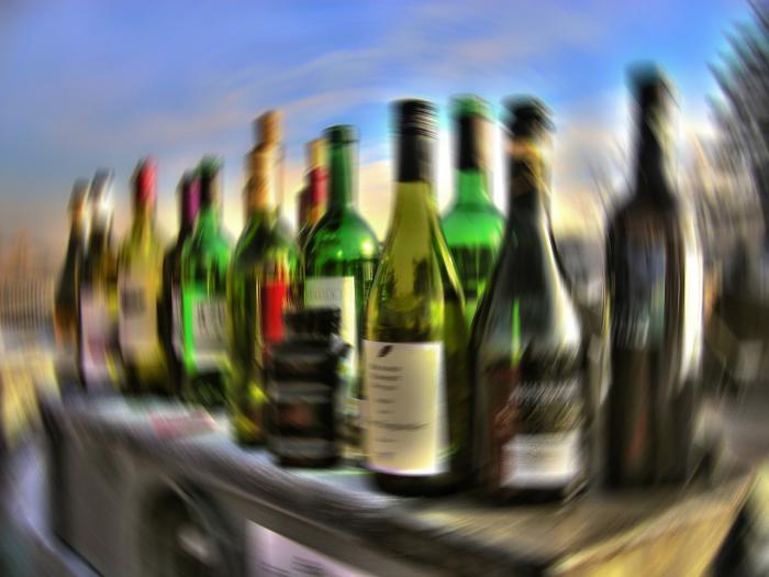 Alkohol je pro některé skutečnou zhoubou.