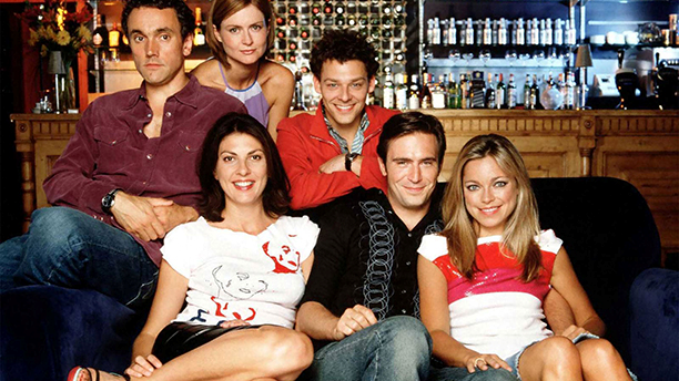 Tenhle sitcom u nás moc známý není, ale za vidění stojí.