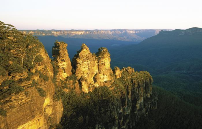 Austrálie nabízí nepřeberné množství zážitků.