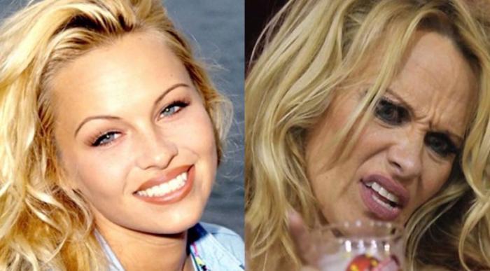 Alkohol celebrity dokáže pořádně změnit.