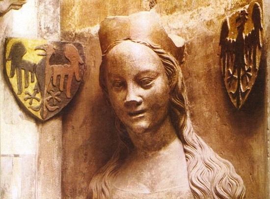 S Annou Svídnickou přišla Horní a Dolní Lužice.