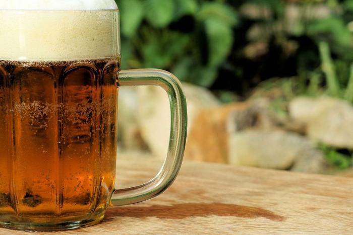 Pivo perfektně zahání žízeň.