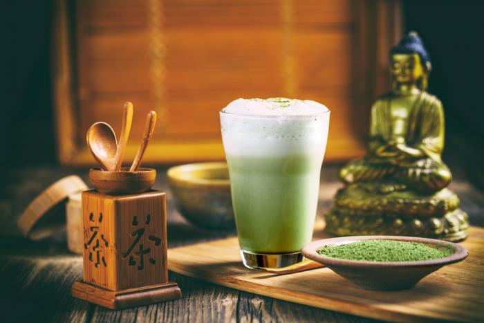 Matcha Tea zvyšuje koncentraci a zklidňuje mysl.