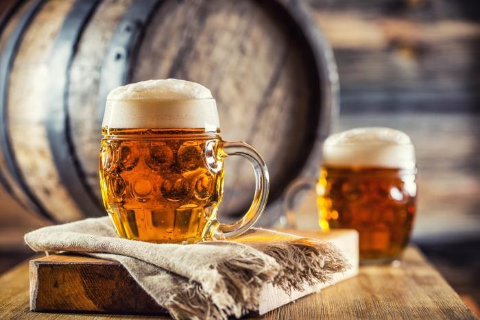 Pivo obsahuje velké množství vitamínů a minerálů.