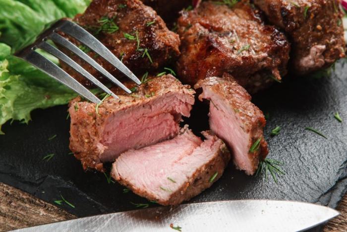 Doplň zinek a železo a chuť na maso nejspíš zmizí.