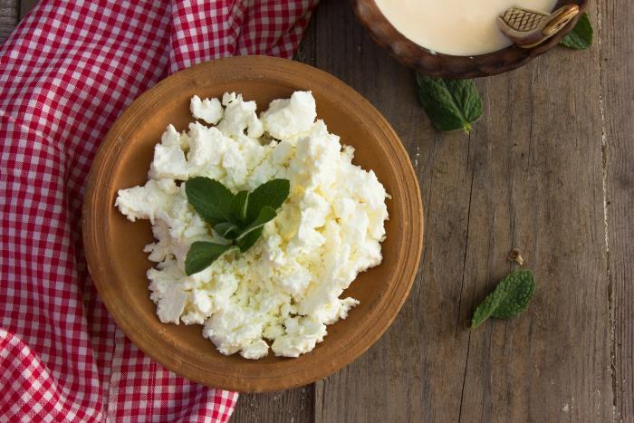 Cottage sýr může se dá v kuchyni využít na mnoho způsobů.