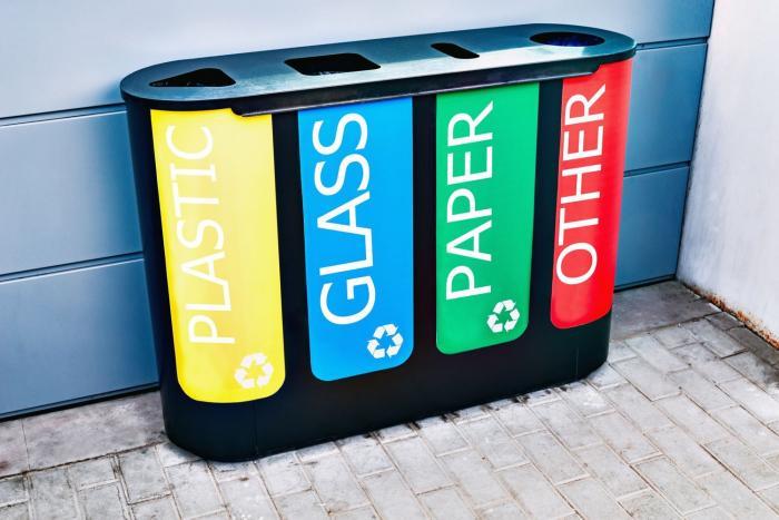 Třídit odpad by dneska měla být norma.