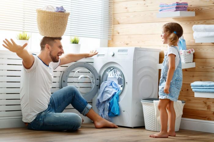 Čisté a voňavé prádlo bohužel není samozřejmost.