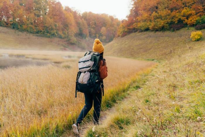 Vydávej se pravidelně na výlet nebo na procházku a bude to znát.