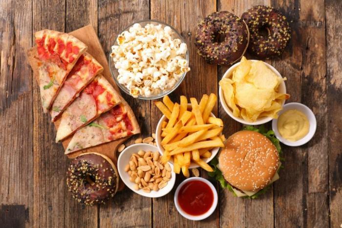 Nezdravý je spíš jídelníček než samotné jídlo.