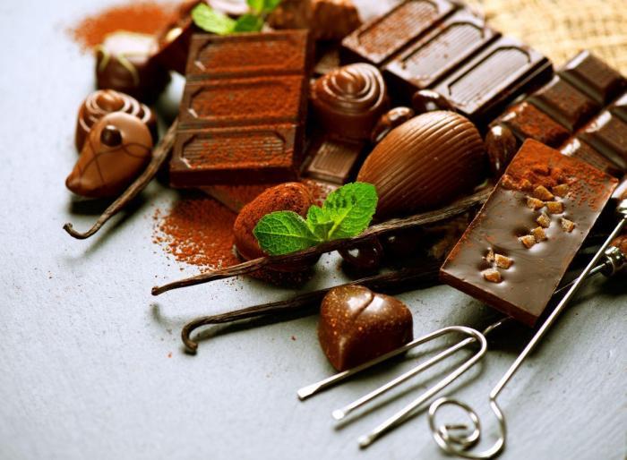 Čokoláda nevadí, tedy ta hořká.