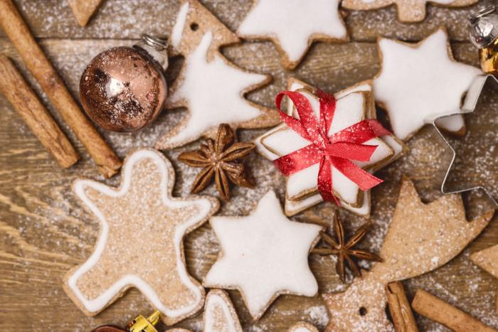 Vánoční perníčky se dají konzumovat klidně hned!