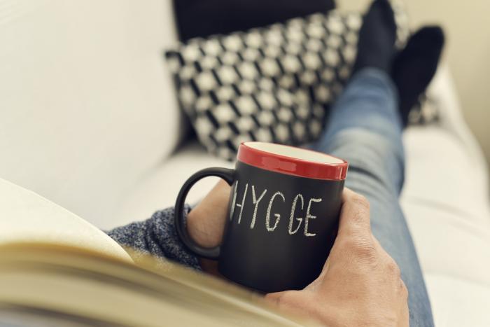 Hygge je umění užívat si malé radosti.