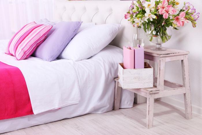 Uznej, že natáhnout se do takové postele je čirá slast!