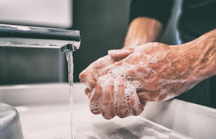 Správná hygiena je základ.