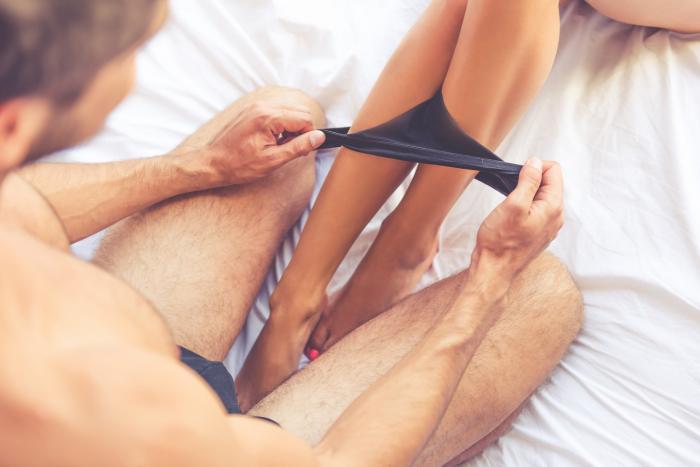 Měří se délka penisu i poštěváčku.