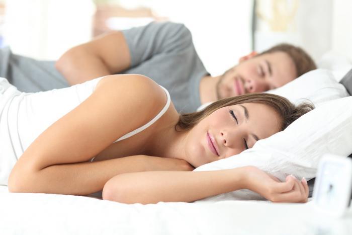 Dopřej si každý den 6-8 hodin spánku.