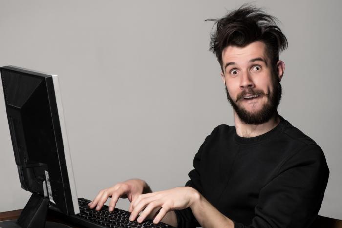 Češi se rádi zapojují do internetových diskuzí.