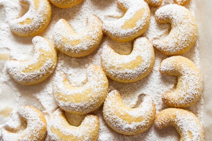 Jak se pečou vanilkové rohlíčky? Poradíme!