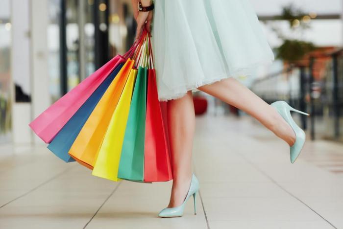 Vzhůru na nákupy!