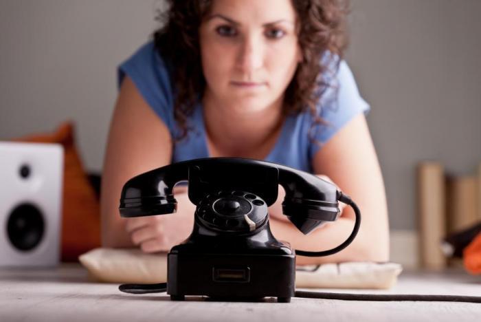 Čekat na telefon bylo možná trochu o nervy, ale své kouzlo to mělo.