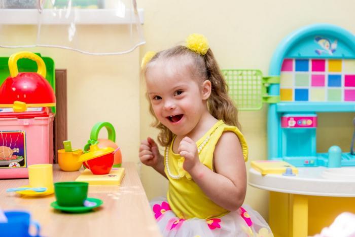 Postižené děti vyžadují víc péče než ty zdravé.