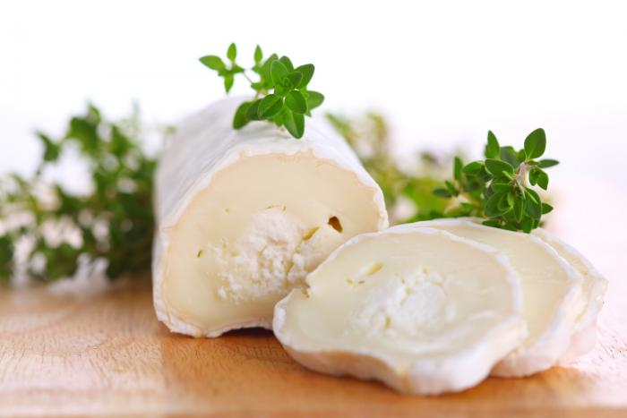 Kozí sýr je perfektním zdrojem vitamínu D.