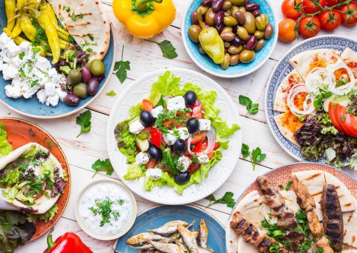 Řecké speciality si zamilují masožravci i vegetariáni.
