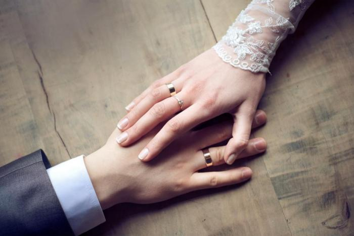 Manželství má spoustu výhod.