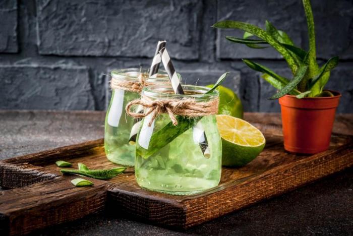 Popíjej poctivý aloe vera nápoj a nakopni imunitu.