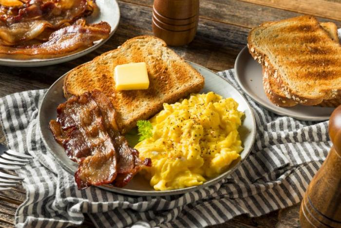 Stačí troška másla místo oleje a rozdíl je hned znát.