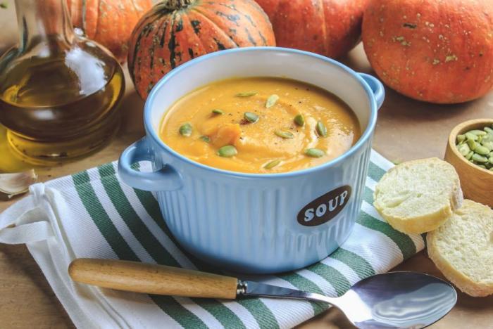 K podzimu neodmyslitelně patří polévky.