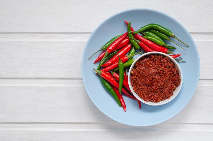 Ostrá jídla jsou pro zrychlení metabolismu skvělá.