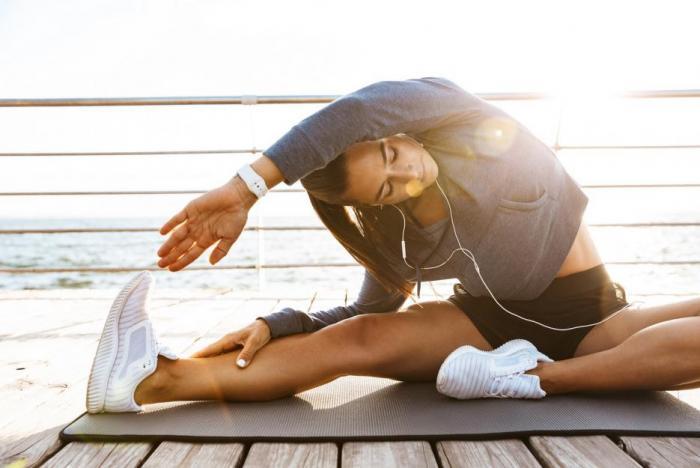 Fyzická aktivita pomáhá odbourávat stres. To je pro tebe hodně cenná informace!