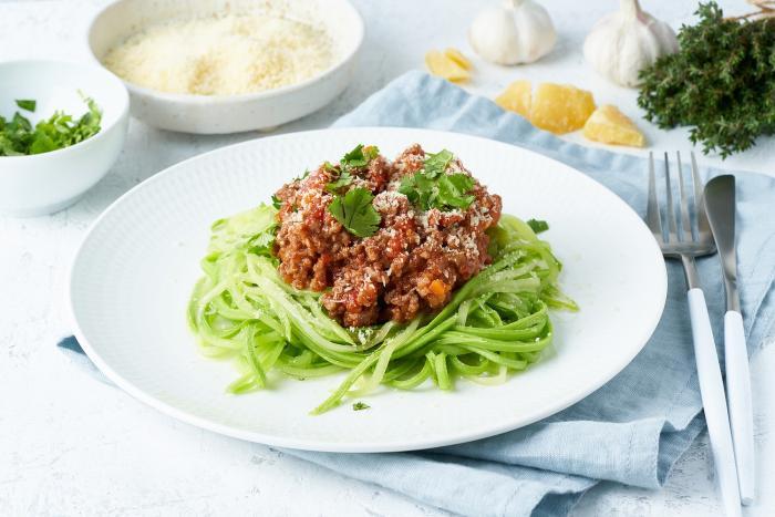 Cuketové špagety ti určitě zachutnají. A jsou tak lehké!